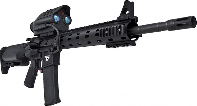 Startup claims the US military is testing its computer-guided 'smart' rifles