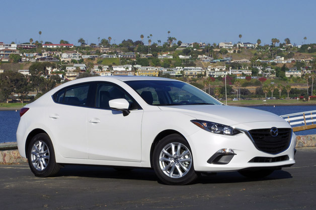 2014 Mazda3 sedan