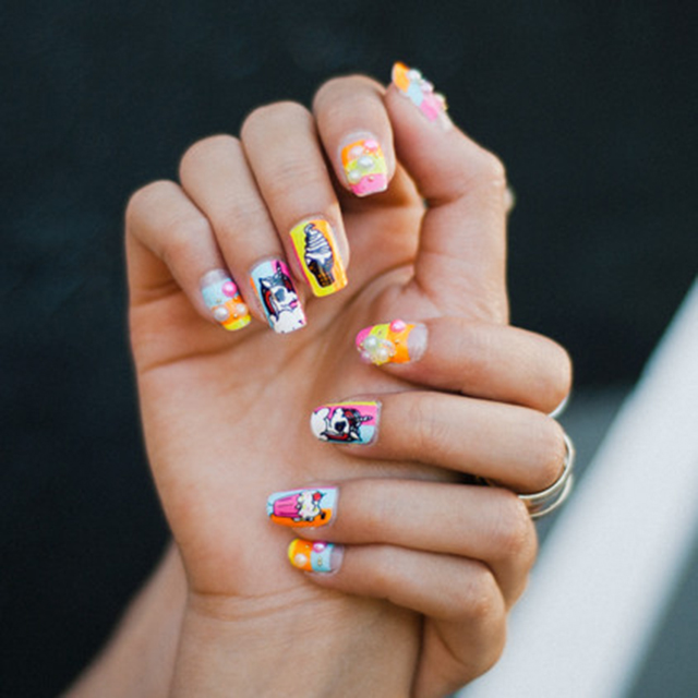 Nail Art: Introducing The Coolest Nail Stickers To Buy Online | HuffPost UK