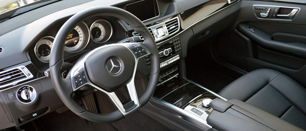 2014 Mercedes-Benz E350 4Matic Sedan