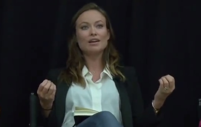 olivia wilde speaks on gender equality in the film industry