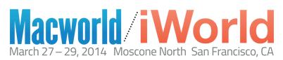 Macworld/iWorld 2014 Logo