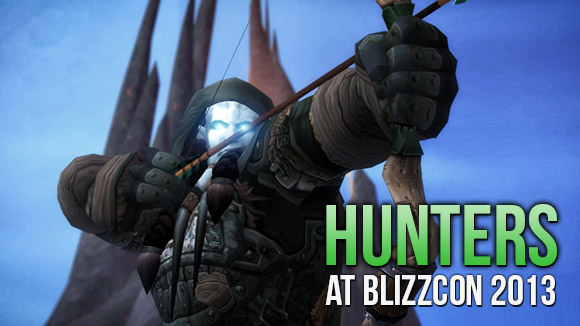 Hunters at BlizzCon 2013