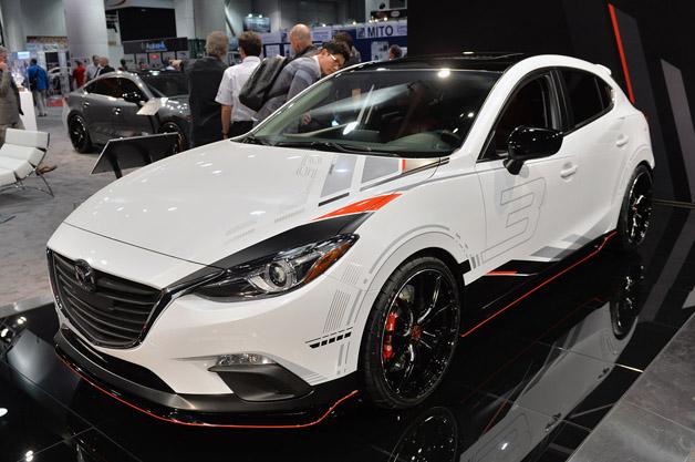 Mazda Clubsport 3 Concept