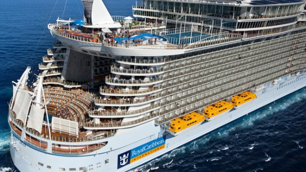 Ten Of The Biggest Cruise Ships In The World AOL UK Travel - Largest cruise ship of the world