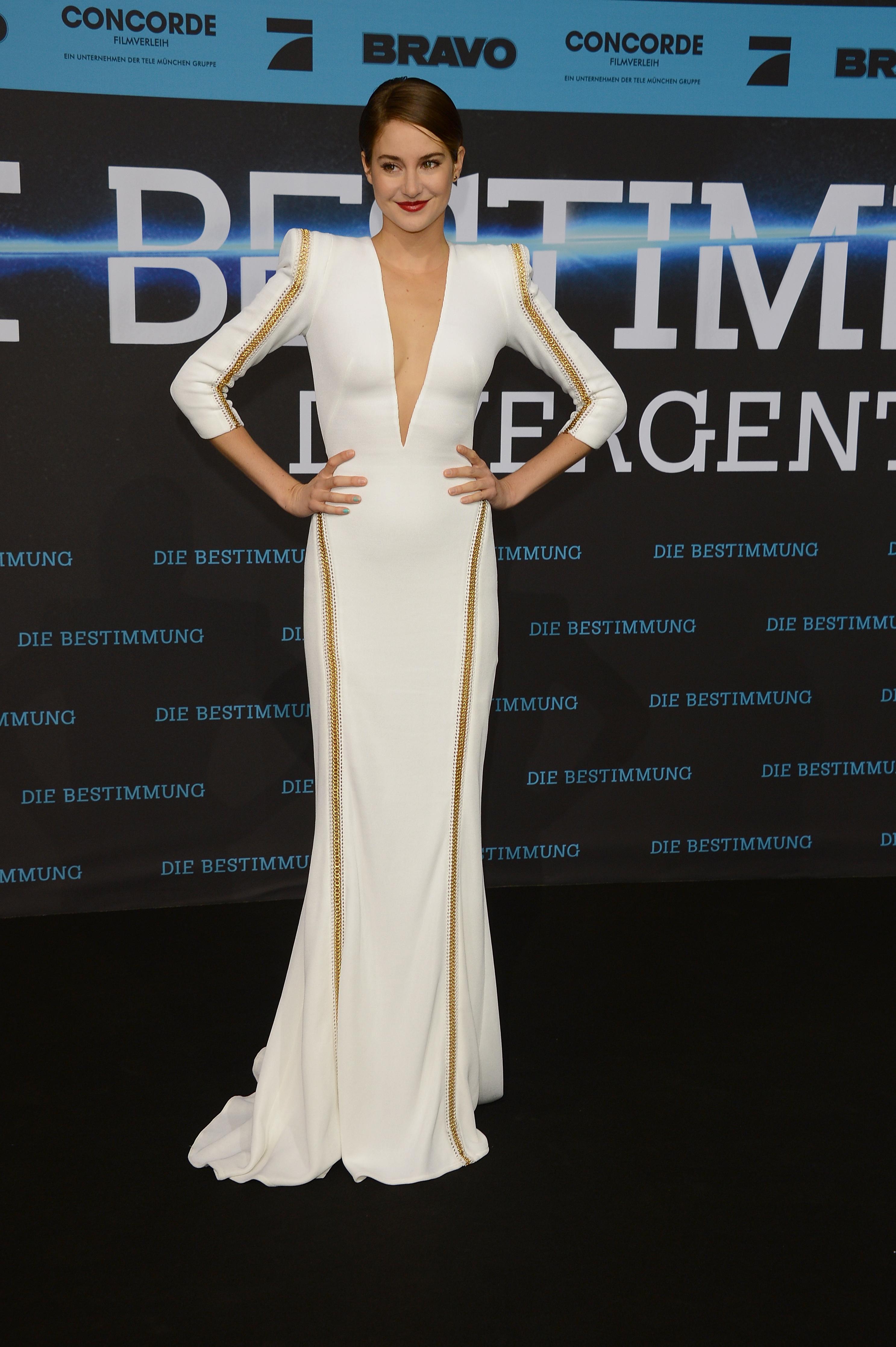 'Die Bestimmung - Divergent' German Premiere