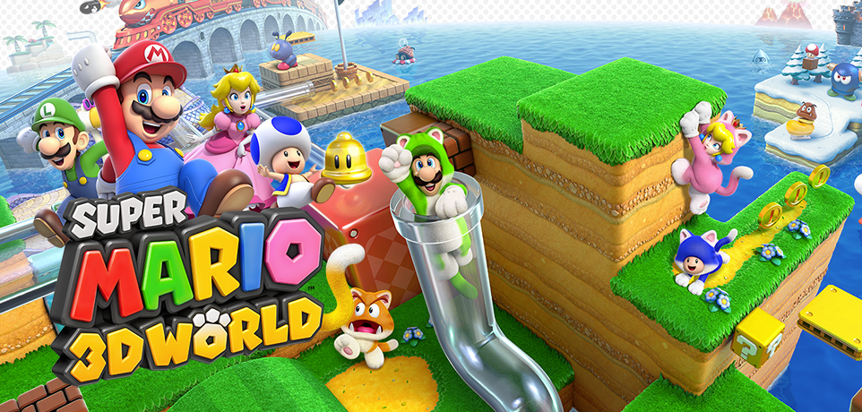 Which Super Mario 3D World Character Should You Choose?