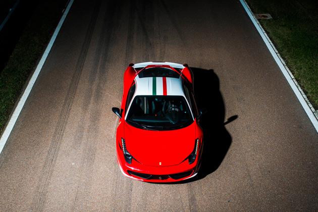 フェラーリ、ニキ・ラウダのF1マシンをモチーフにした「458 イタリア」を製作!