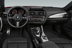 2014 BMW 2 Series interior