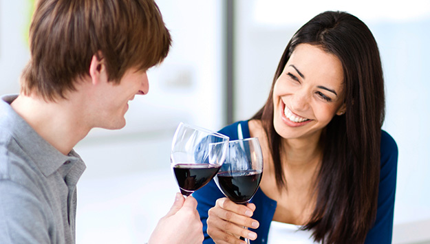 Avoid a wine-stained smile at your next party