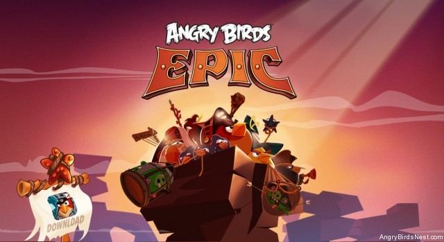 Angry Birds Epic Walkthrough - First 30 Minutes