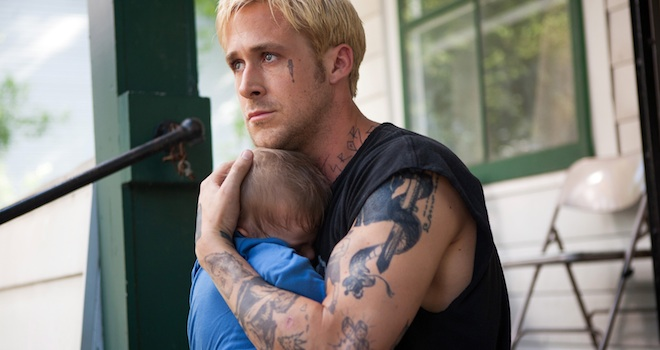 THE PLACE BEYOND THE PINES, Ryan Gosling, 2012. ph: Atsushi Nishijima/©Focus Features/Courtesy Everett Collection