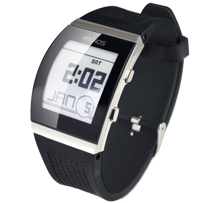 Archos mostrará varios relojes inteligentes (y de bajo coste) durante el CES