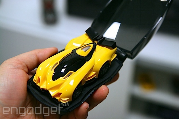 Can Skylanders' creative lead make robotic toy cars successful?