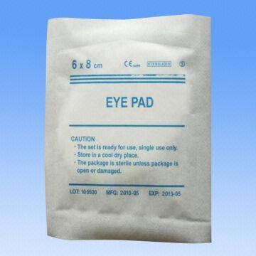 North sterile eye pad