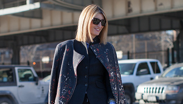 Street style from New York Fashion Week: Day 6