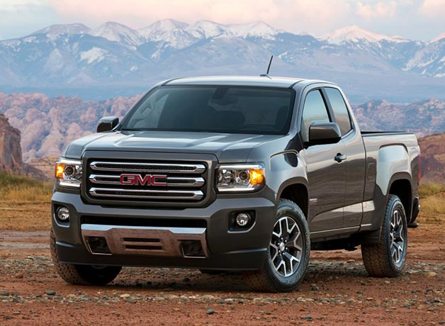 2015 GMC Canyon is a Chevy Colorado in Sierra clothing [w/video]