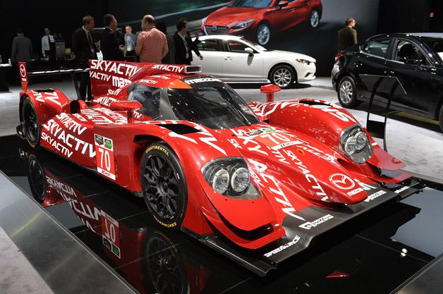 2014 Mazda Skyactiv Prototype