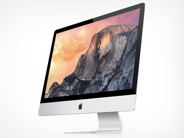 Daily Deals for January 16, 2015, Now's Your Chance To Win an iMac