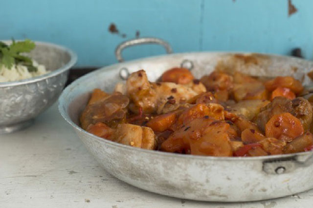 jack monroe sweet and sour chicken