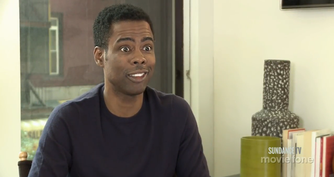 Chris Rock Approval Matrix
