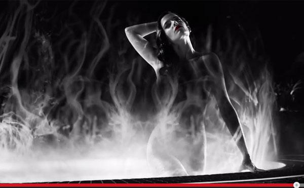 エヴァ・グリーンが全裸っぽい!『シン・シティ2』予告編がセクシーすぎる