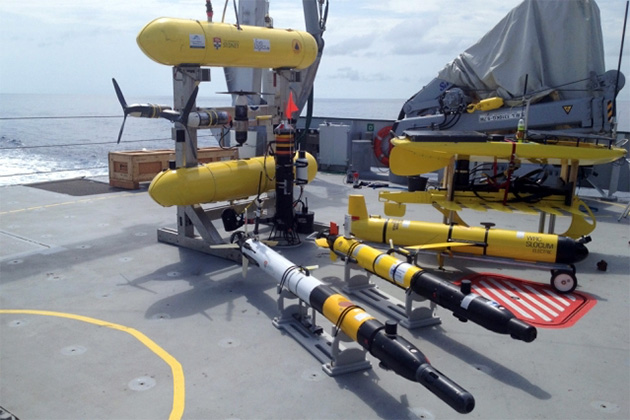 MIT gave exploring robots a way to plan underwater missions