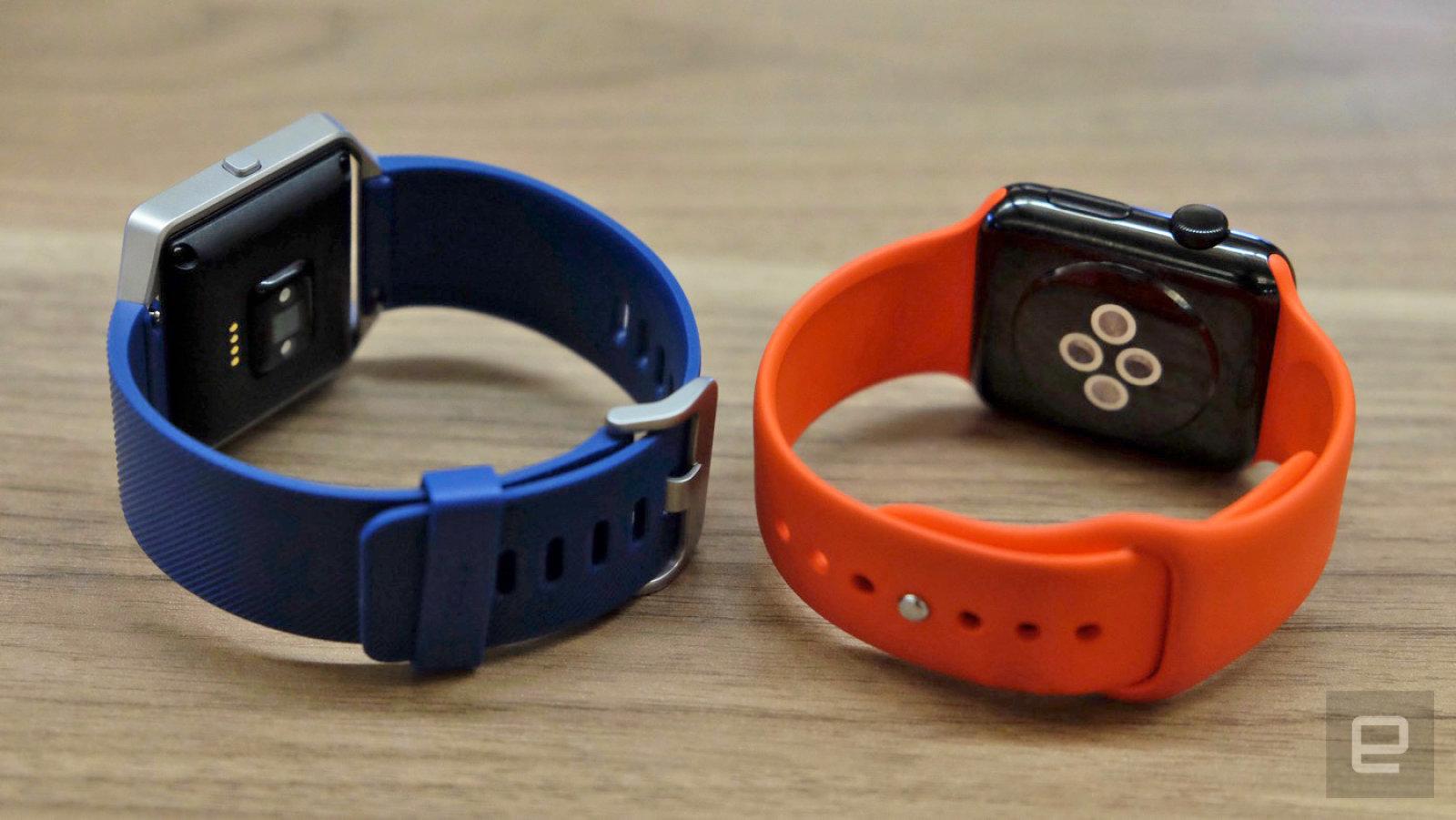 Parece que Fitbit lo tiene muy difícil para lanzar un smartwatch