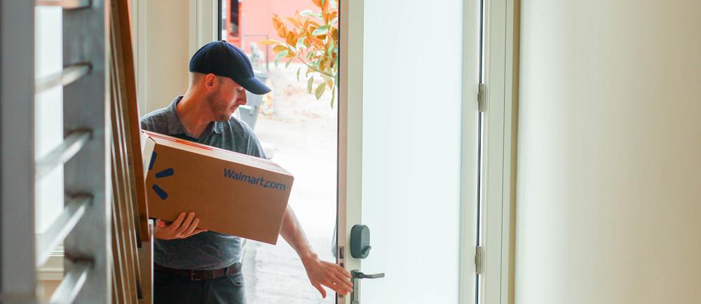 Lo último en el comercio online: te meten la compra en el frigo (aunque no estés en casa)