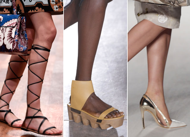 shoes spring/summer 2015