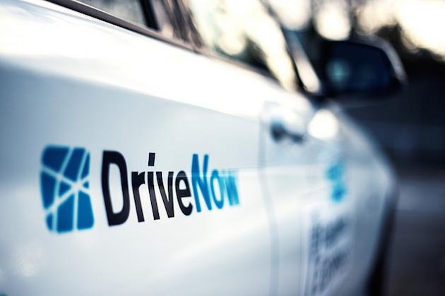 BMW DriveNow