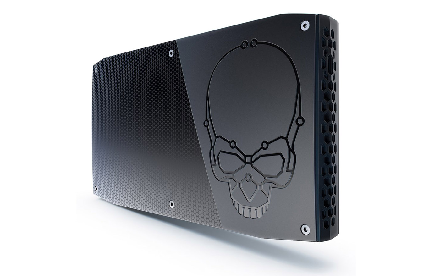El primer Skull Canyon de Intel presume de Core i7