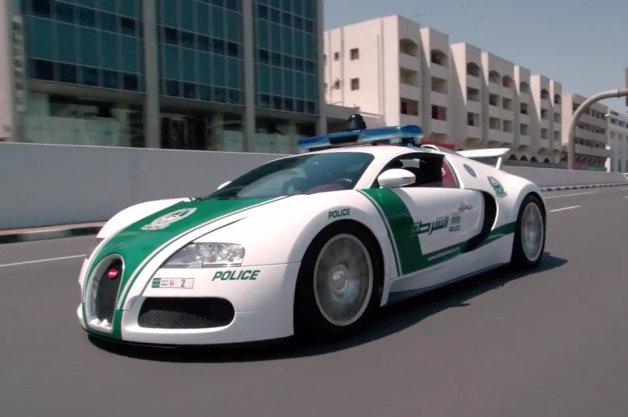 【ビデオ】ドバイ警察が誇る世界最速の部隊を紹介!