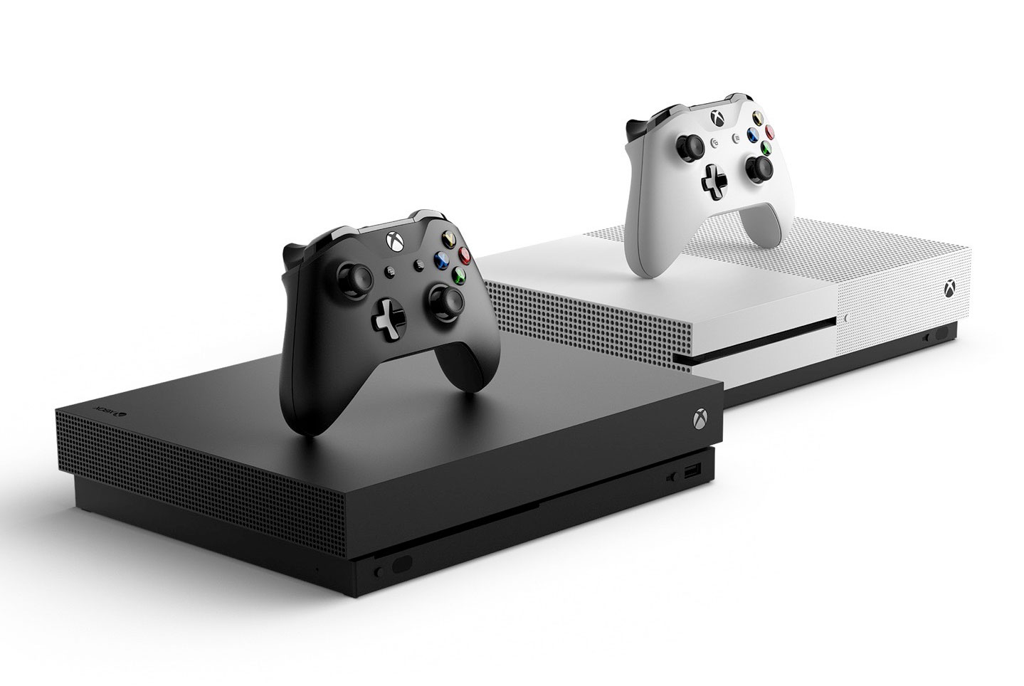 Xbox One X vs. Xbox One original: ¿Qué ha cambiado?