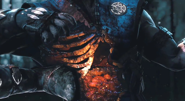 Mortal Kombat X and the beauty of gore