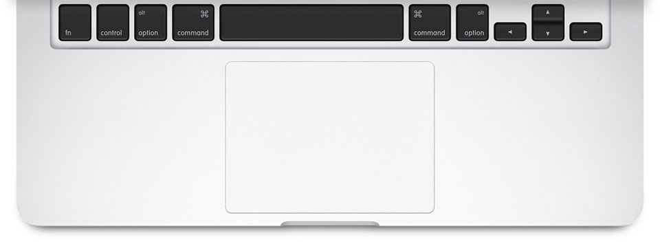 Apple's 15-inch MacBook Pro gets Force Touch