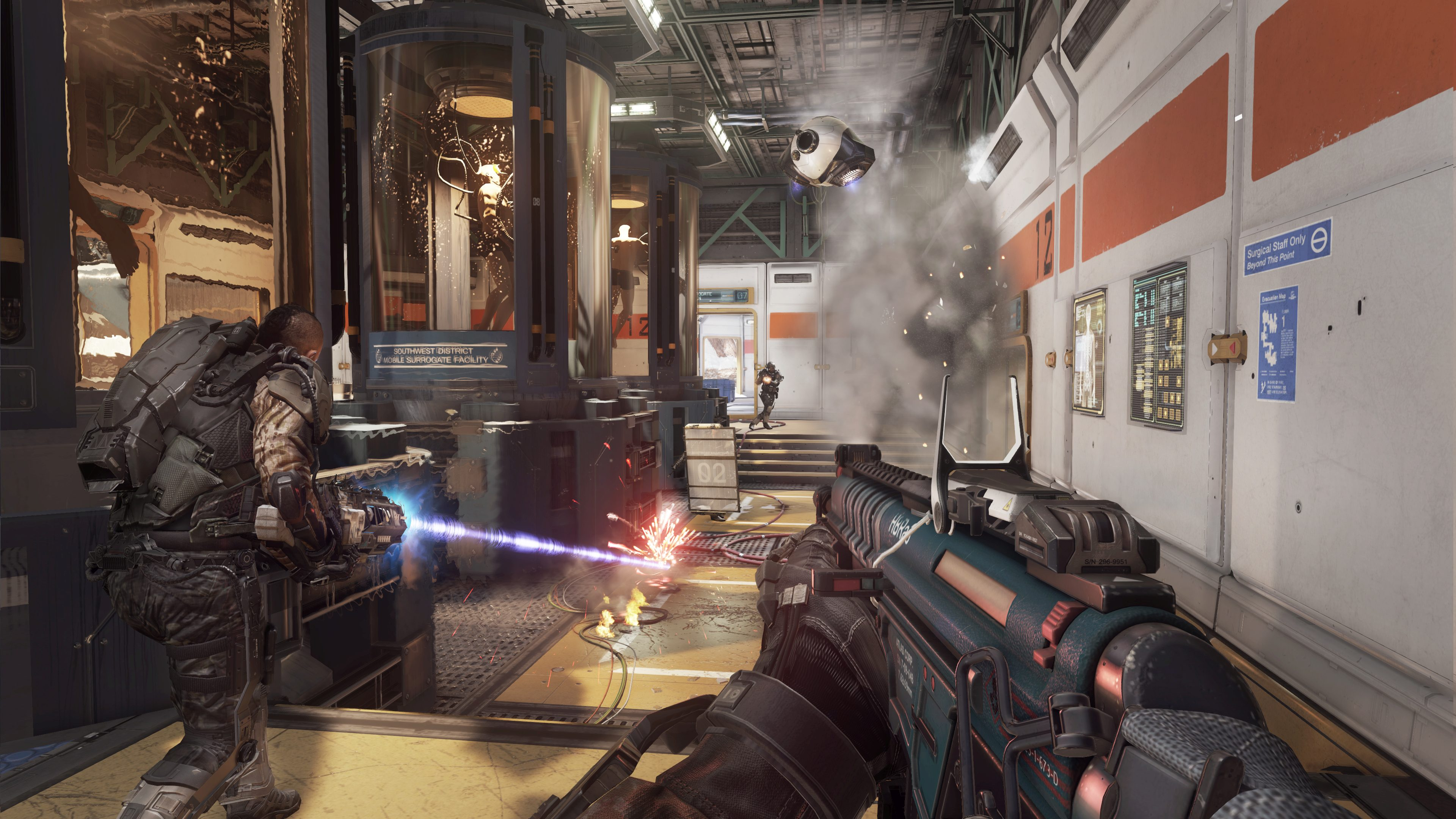 What new features can you expect from Call of Duty: Advanced Warfare?