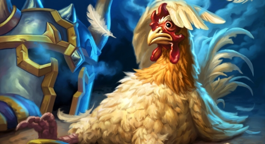 Technically, there has never been expansion which mentions chickens in the title.  Worth noting.