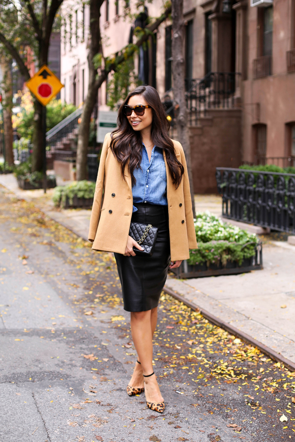 Street style tip of the day: Sunday staples