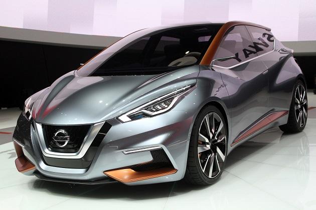【レポート】日産のコンセプトカー「スウェイ」、北米や日本でも市販化される?