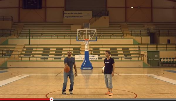 世界一のイタズラ男 VS NBAのスター選手のバトル動画が3日で200万再生と大人気