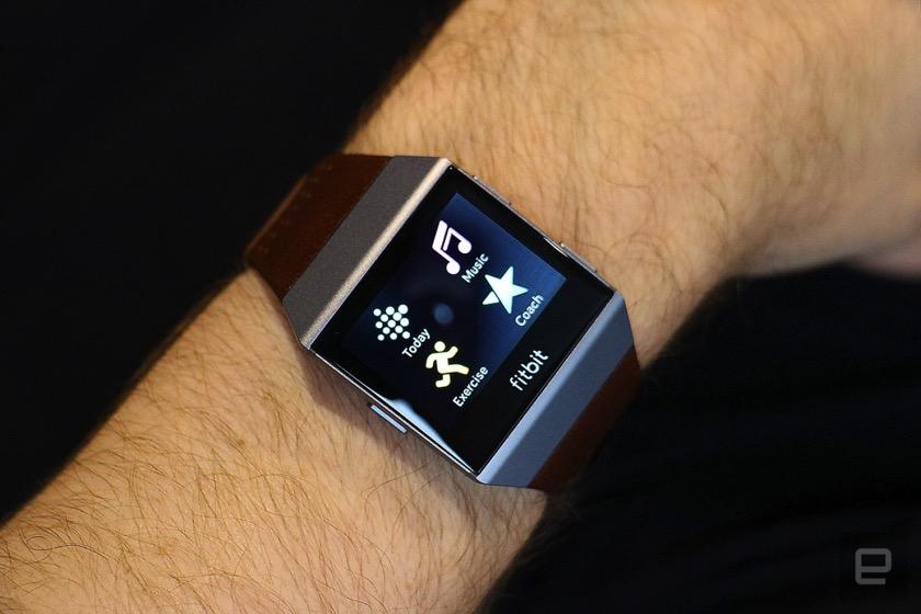 Fitbit Ionic: Smartwatch streamt bald Musik von Deezer
