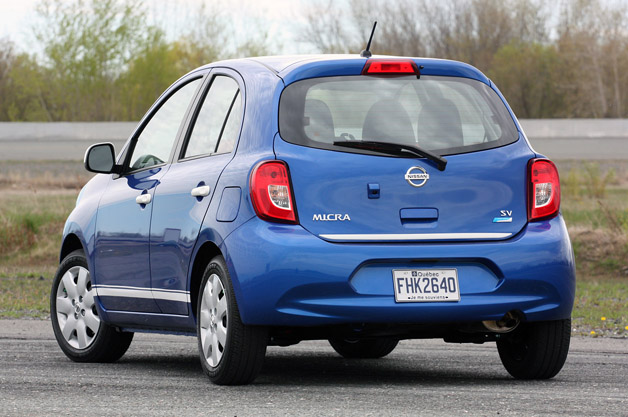2015 nissan micra first drive autoblog. Black Bedroom Furniture Sets. Home Design Ideas