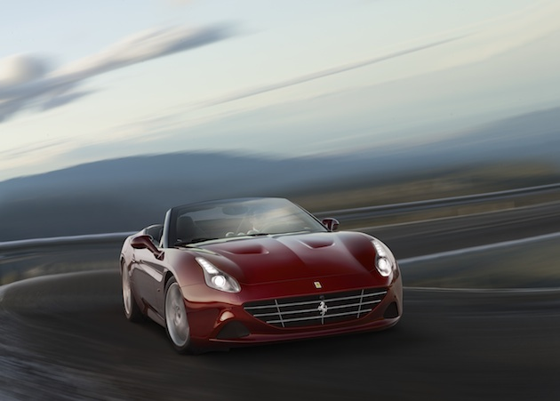 フェラーリ、「カリフォルニアT」に新オプション「ハンドリング・スペチアーレ」パッケージを設定