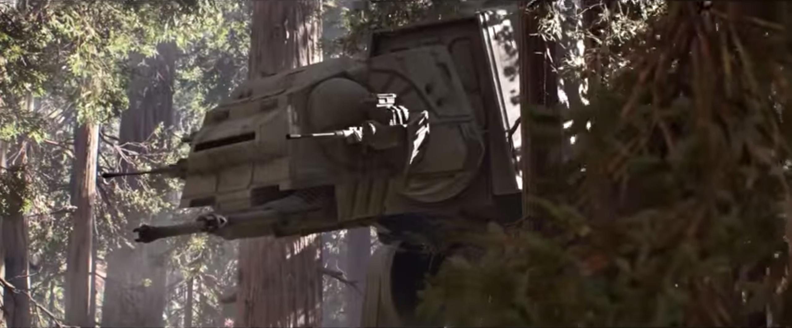 The Star Wars Battlefront open beta starts October 8th