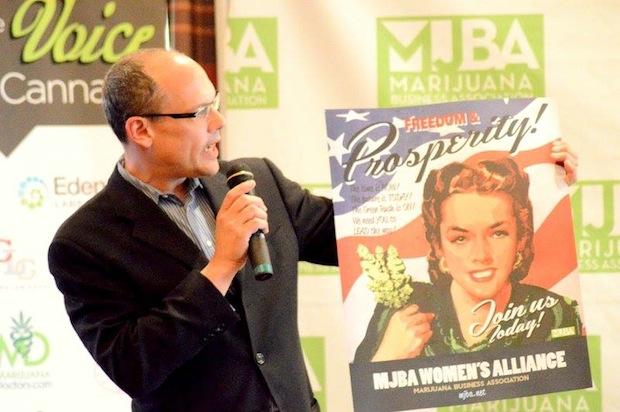 marijuana jobs David Rheins