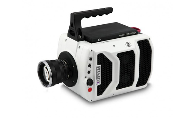 Phantom v2511, la cámara de los 25.000 gigapíxeles por segundo