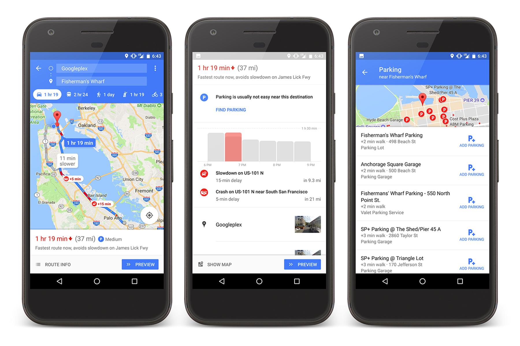 google mapas