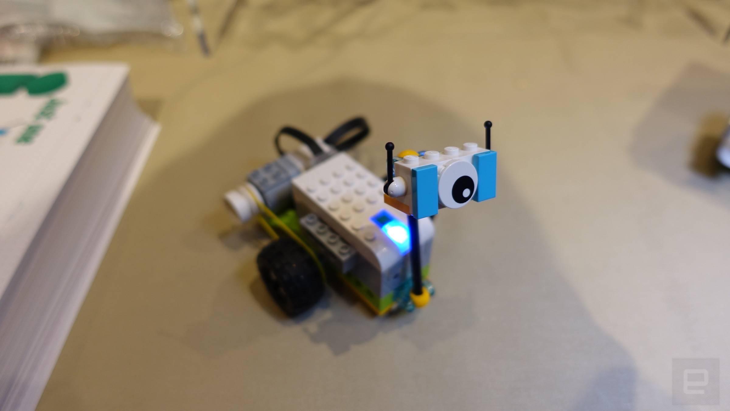 WeDo 2.0 de LEGO hará de tus hijos futuros ingenieros