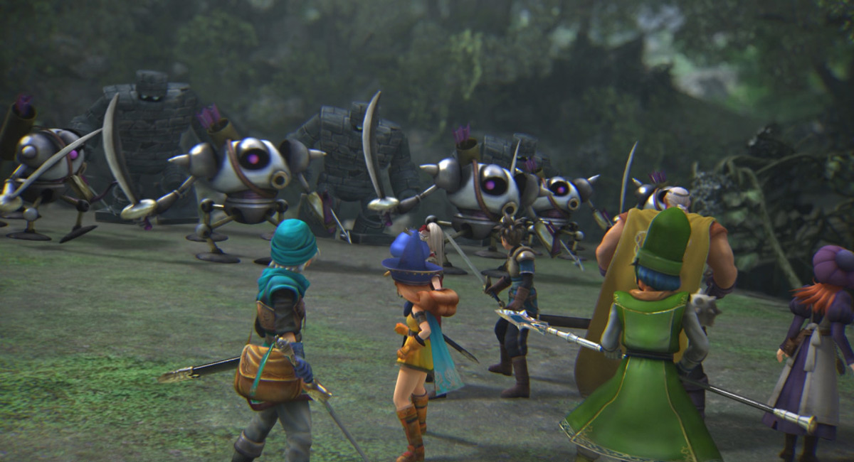 A 'Dragon Quest' game is coming to PCs through Steam